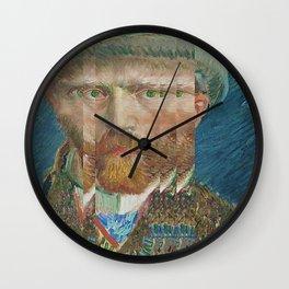 Vincent Van Gogh #08 Wall Clock
