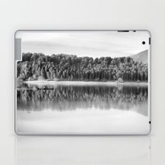 Love the nature. Adventure at the lake Laptop & iPad Skin