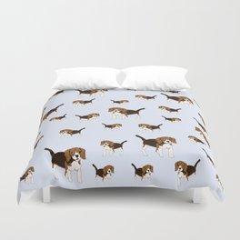 Baymax Beagle Duvet Cover