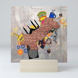 Culturaly Strong! Mini Art Print