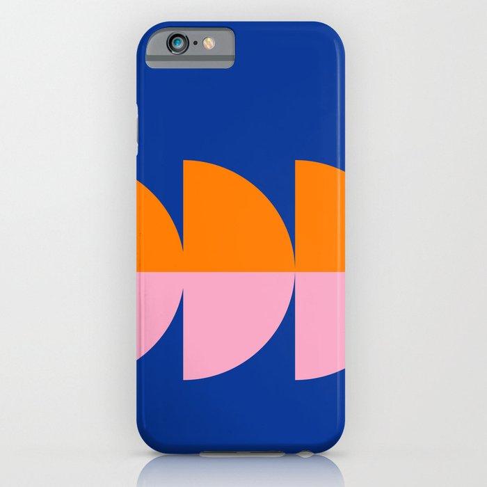 Spring- Pantone Warm color 02 iPhone Case