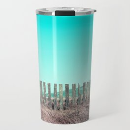 Candy fences Travel Mug