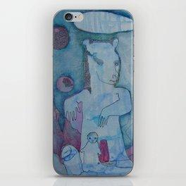 Ize Winder iPhone Skin