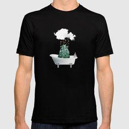 SHOWER CURTAIN T-shirt