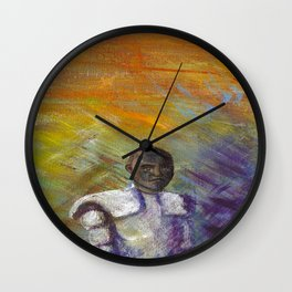 Knights of the Red Branch 3 Wall Clock