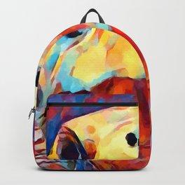 Loggerhead Sea Turtle Backpack