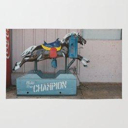 Ride The Champion Rug