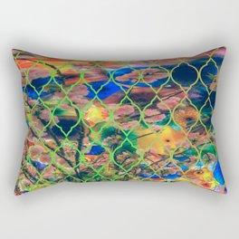 Royal Purple, Mauve & Indigo Decorative Moroccan Tile Pattern #society6 #decor #buyart #artprint Rectangular Pillow