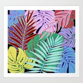 Rainforest #2 Art Print