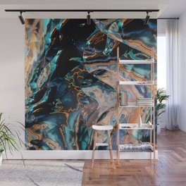 Catch that electric eel Wall Mural