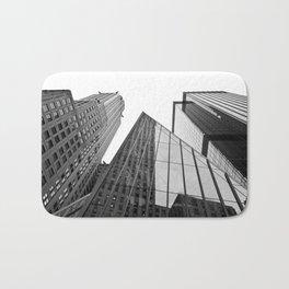 New York Building Bath Mat