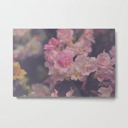 Floral Pastel Metal Print