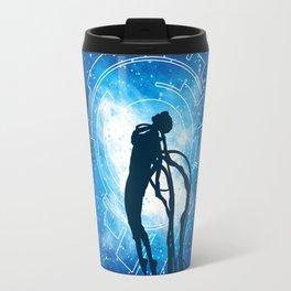 Cyborg Transformation Travel Mug