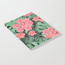 Tropical pattern.5 Notebook