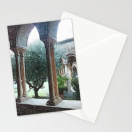 Spiritual place Stationery Cards