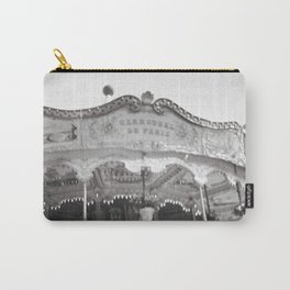 Carousel de Paris Carry-All Pouch