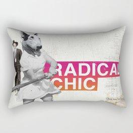 Radical Chic Rectangular Pillow