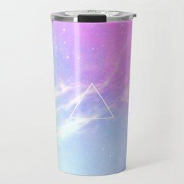Pastel Galaxy Travel Mug