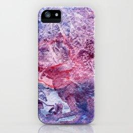 Smash iPhone Case