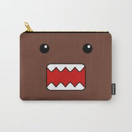 Domo Kun - Brown Japanese Monster Carry-All Pouch