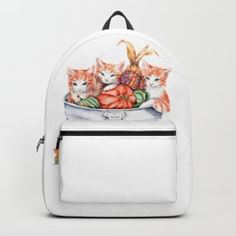Harvest Kittens Backpack