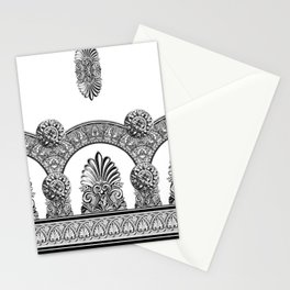 Roman Arches Stationery Cards