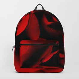 Passionate rose Backpack