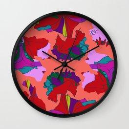 summers grace #5 Wall Clock