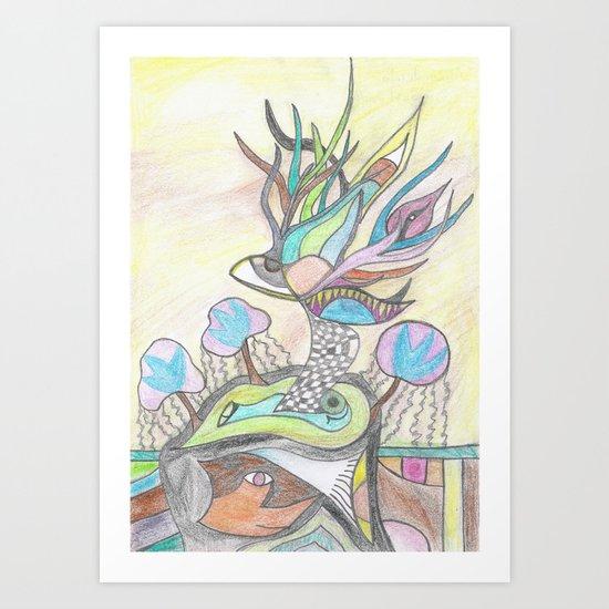 Ascendancy Art Print