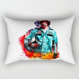 Rod Rectangular Pillow