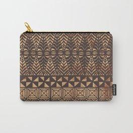 UrbanNesian Tongan Ngatu Carry-All Pouch
