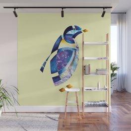 Penguin 2 (Arabic calligraphy) Wall Mural