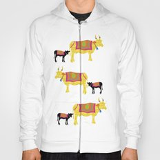 Streets of India- Cows Hoody