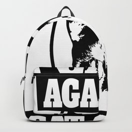 Cats against catcalls Backpack