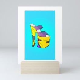 The Stinger High-Hell Stiletto Mini Art Print