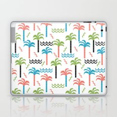 summer tropical shapes modern minimal abstract pattern trendy gifts Laptop & iPad Skin