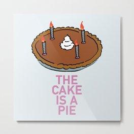Happy Pi Day.  Metal Print