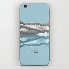 No River Wide Enough iPhone & iPod Skin