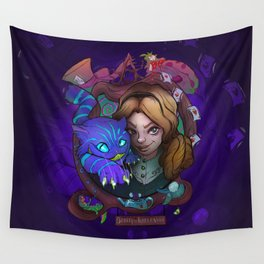 Sanity is Irrelevant Wall Tapestry