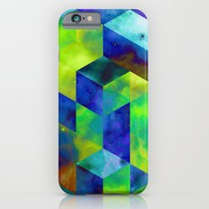Neon Abstract Slim Case iPhone 6s