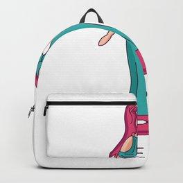 Persephone greek godess cartoon Backpack