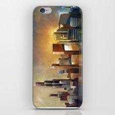 Chicago Sunrise iPhone & iPod Skin