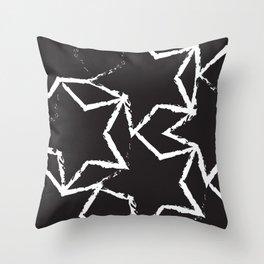 Star Gaze Throw Pillow