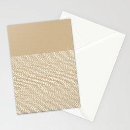 Riverside - Sand Stationery Cards