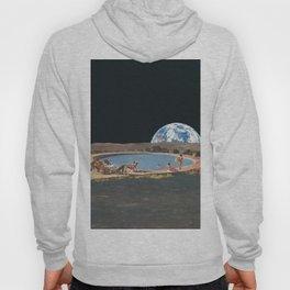 Sumer on the moon Hoody