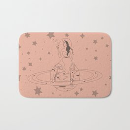 Janet From Another Planet Bath Mat