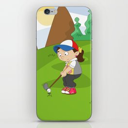 Non Olympic Sports: Golf iPhone Skin