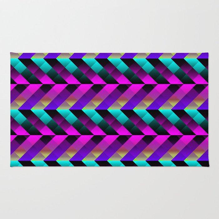 Dark Purple Rug