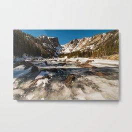 Dream Lake Metal Print