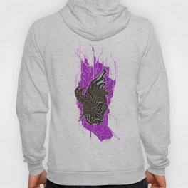 This Heart Beats With Chaos Hoody